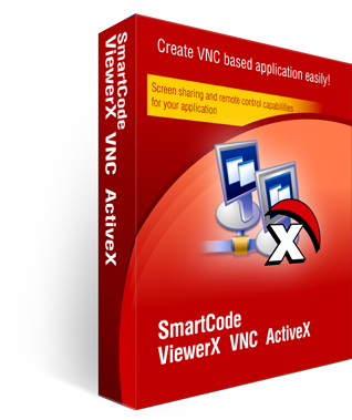 ViewerX VNC Viewer ActiveX Overview - Remote Desktop Management and