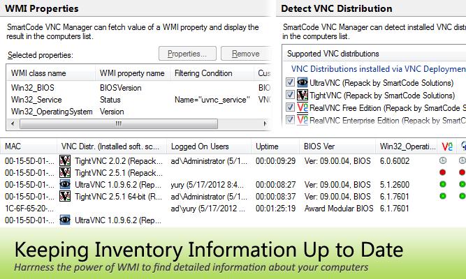 SmartCode VNC Manager Overview - Remote Desktop Management