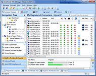 SmartCode VNC Manager Main Window
